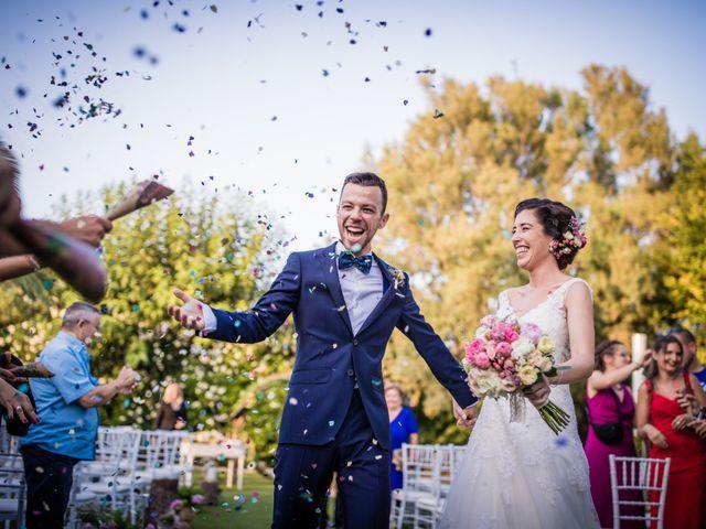 La boda de Saul y Alba en Aspe, Alicante 121