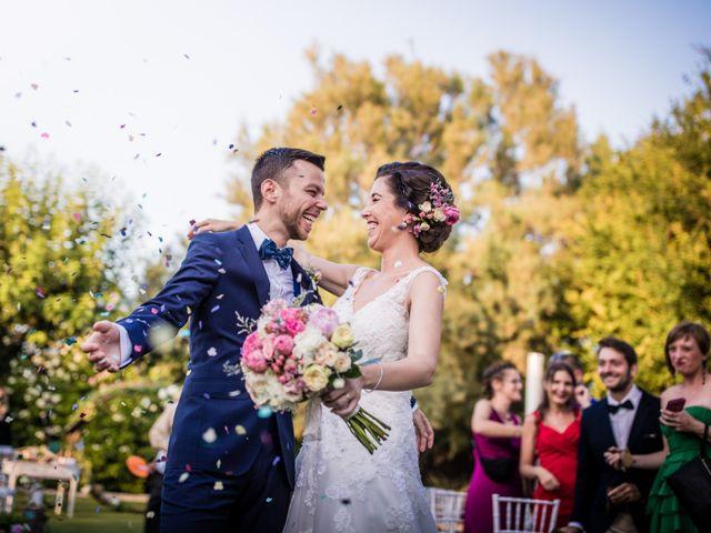 La boda de Saul y Alba en Aspe, Alicante 122
