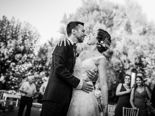 La boda de Saul y Alba en Aspe, Alicante 124