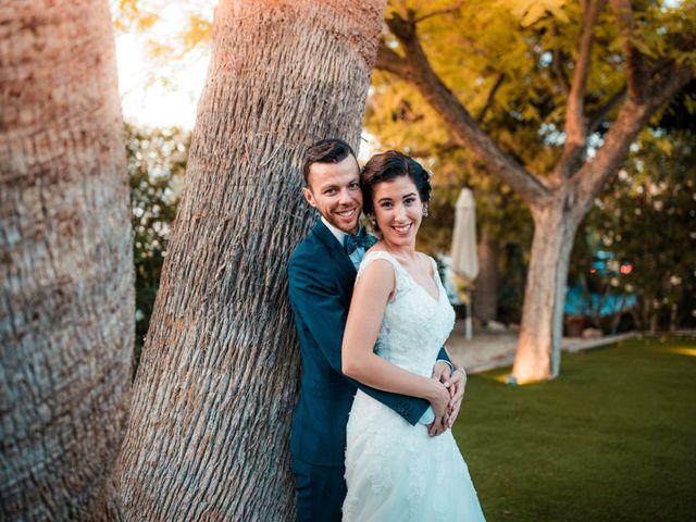 La boda de Saul y Alba en Aspe, Alicante 130