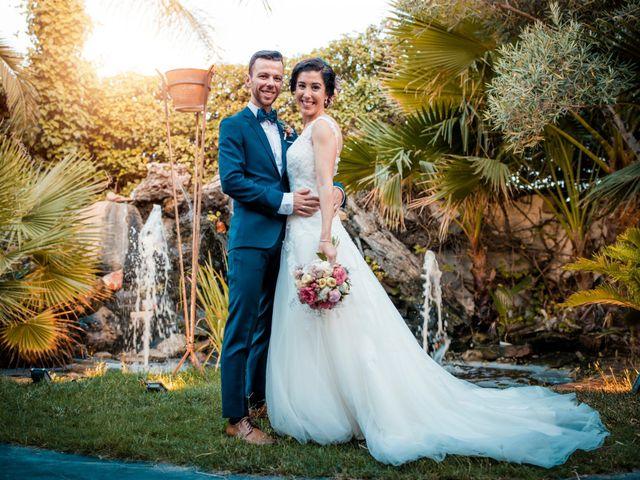 La boda de Saul y Alba en Aspe, Alicante 133