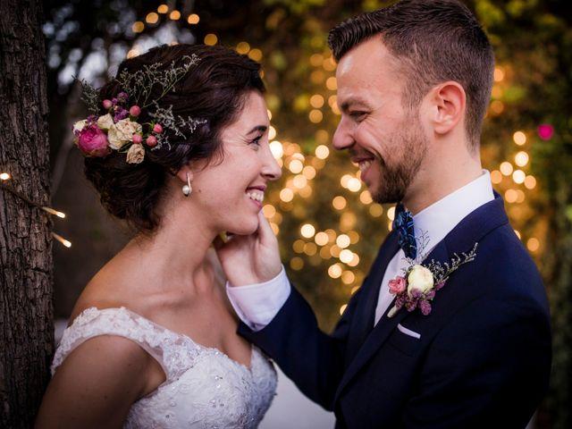 La boda de Saul y Alba en Aspe, Alicante 135