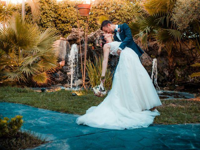 La boda de Saul y Alba en Aspe, Alicante 137