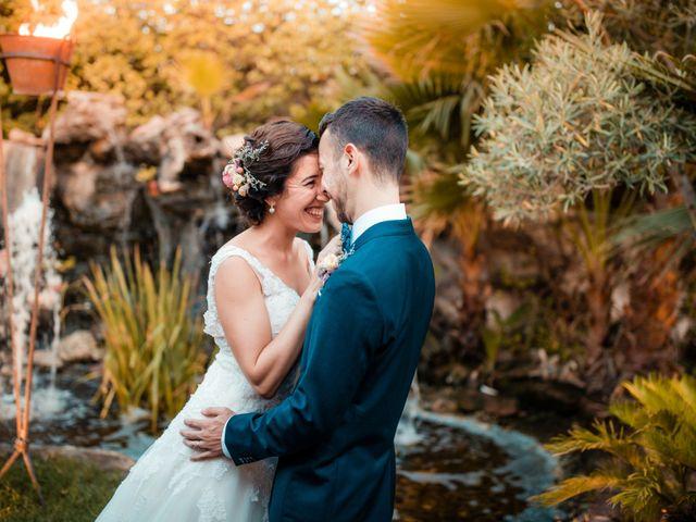 La boda de Saul y Alba en Aspe, Alicante 138