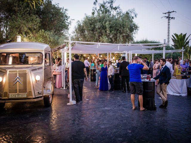 La boda de Saul y Alba en Aspe, Alicante 142