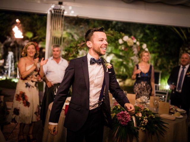 La boda de Saul y Alba en Aspe, Alicante 143