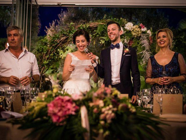 La boda de Saul y Alba en Aspe, Alicante 146