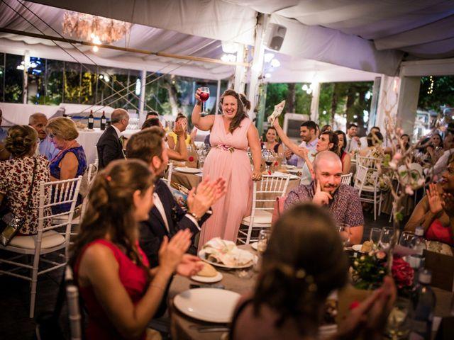 La boda de Saul y Alba en Aspe, Alicante 147