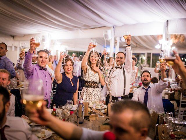 La boda de Saul y Alba en Aspe, Alicante 149