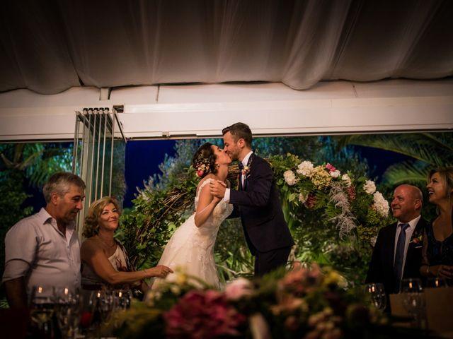 La boda de Saul y Alba en Aspe, Alicante 150