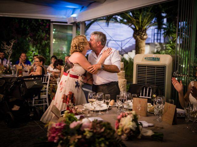 La boda de Saul y Alba en Aspe, Alicante 152