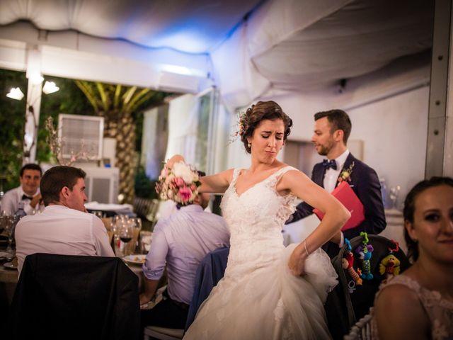 La boda de Saul y Alba en Aspe, Alicante 155