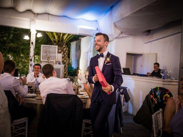 La boda de Saul y Alba en Aspe, Alicante 156