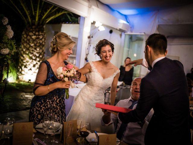 La boda de Saul y Alba en Aspe, Alicante 157