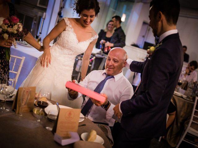 La boda de Saul y Alba en Aspe, Alicante 158