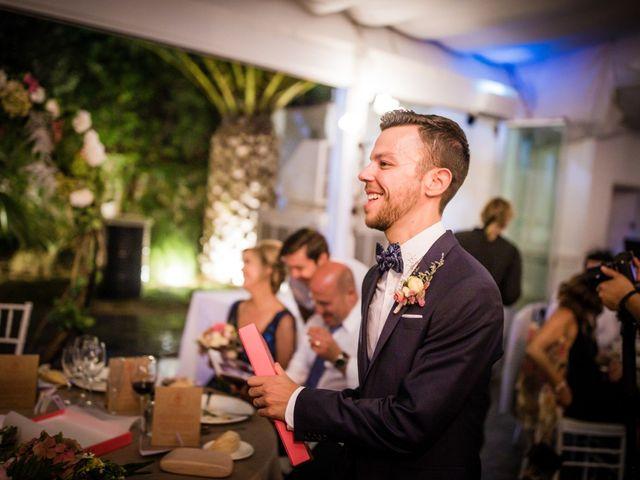 La boda de Saul y Alba en Aspe, Alicante 160