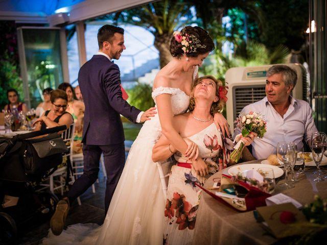 La boda de Saul y Alba en Aspe, Alicante 161