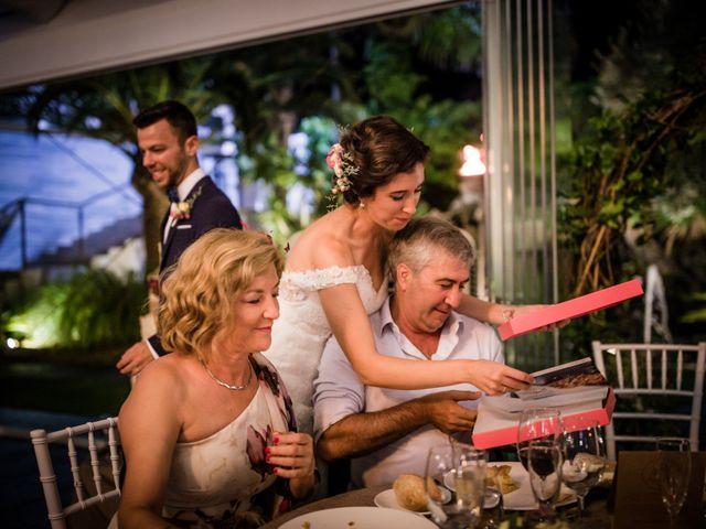 La boda de Saul y Alba en Aspe, Alicante 163