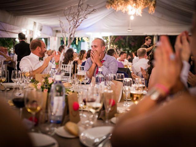 La boda de Saul y Alba en Aspe, Alicante 165