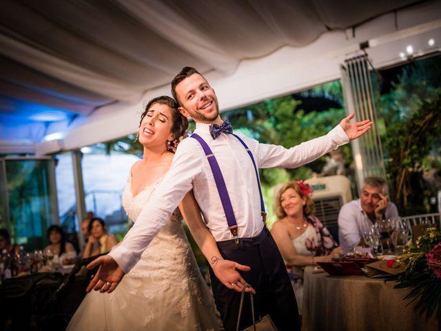 La boda de Saul y Alba en Aspe, Alicante 167
