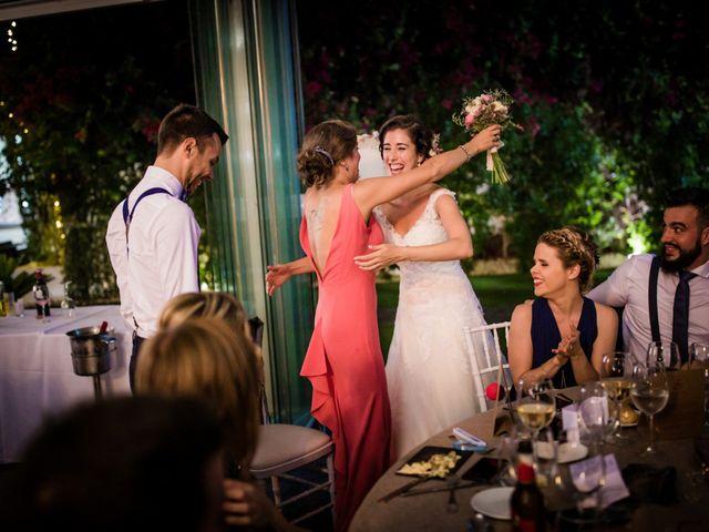 La boda de Saul y Alba en Aspe, Alicante 169