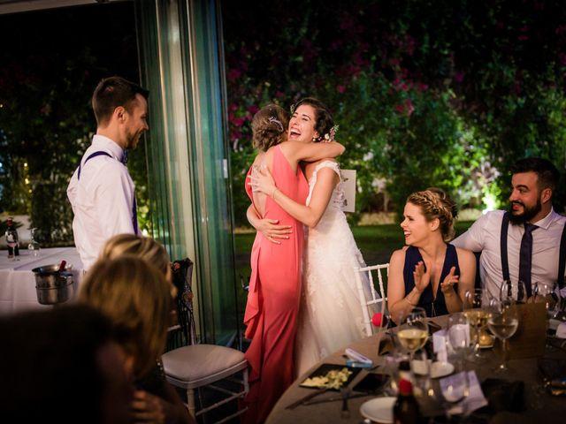 La boda de Saul y Alba en Aspe, Alicante 170