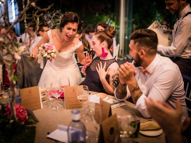 La boda de Saul y Alba en Aspe, Alicante 172