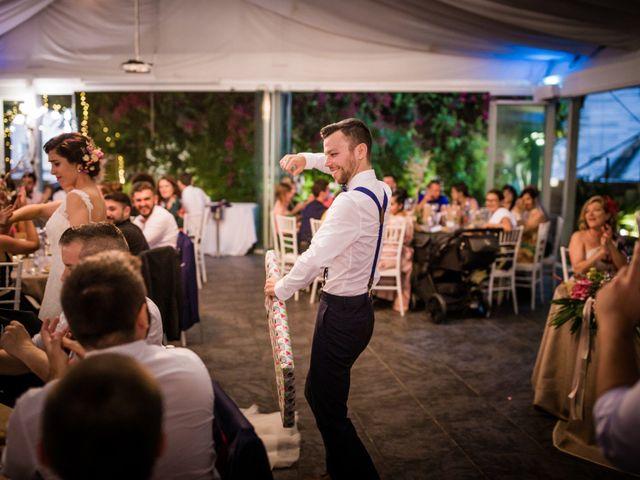La boda de Saul y Alba en Aspe, Alicante 173