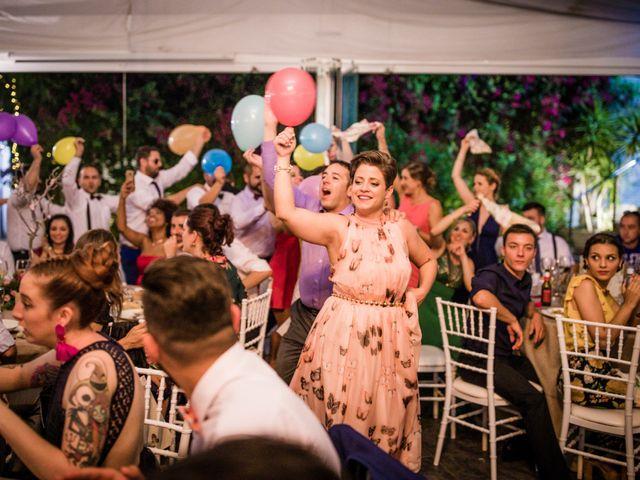La boda de Saul y Alba en Aspe, Alicante 178