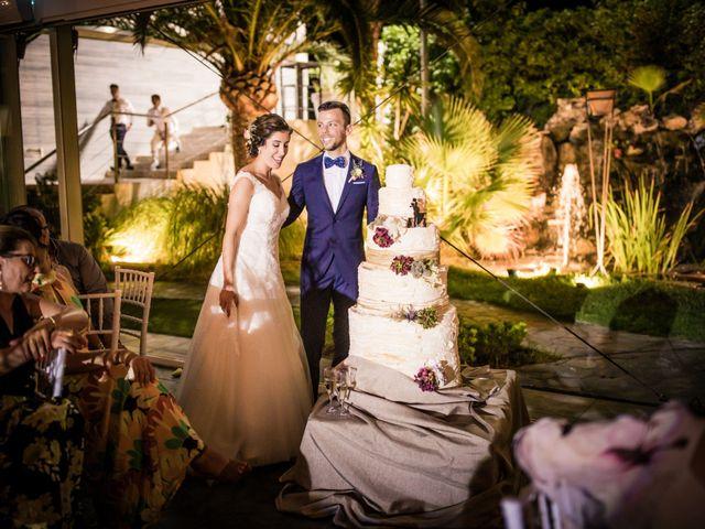 La boda de Saul y Alba en Aspe, Alicante 182