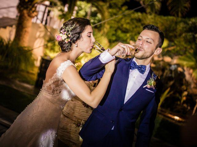 La boda de Saul y Alba en Aspe, Alicante 184
