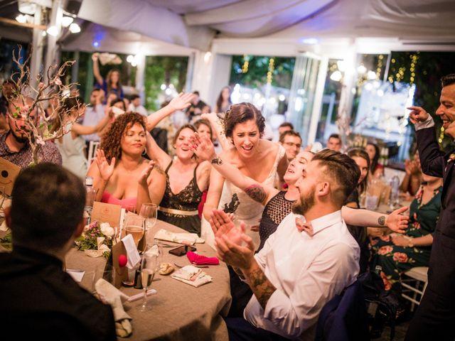 La boda de Saul y Alba en Aspe, Alicante 185