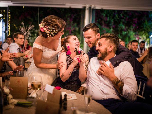La boda de Saul y Alba en Aspe, Alicante 186