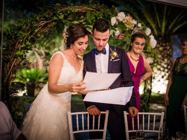 La boda de Saul y Alba en Aspe, Alicante 192