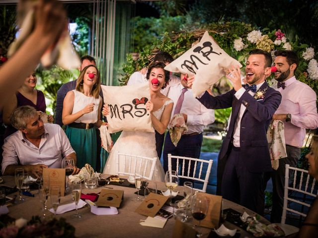 La boda de Saul y Alba en Aspe, Alicante 197