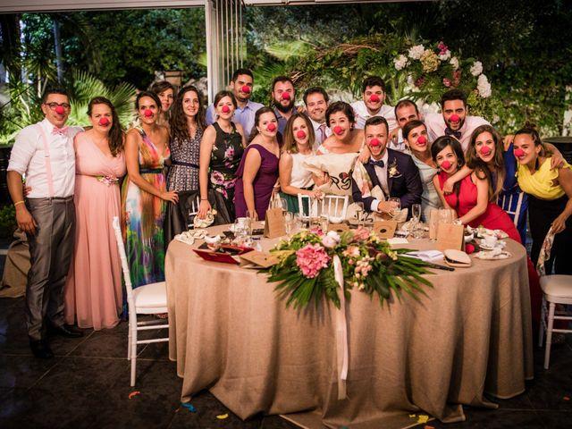 La boda de Saul y Alba en Aspe, Alicante 201