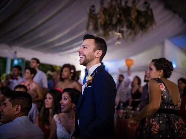 La boda de Saul y Alba en Aspe, Alicante 204