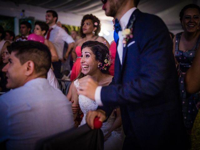 La boda de Saul y Alba en Aspe, Alicante 205