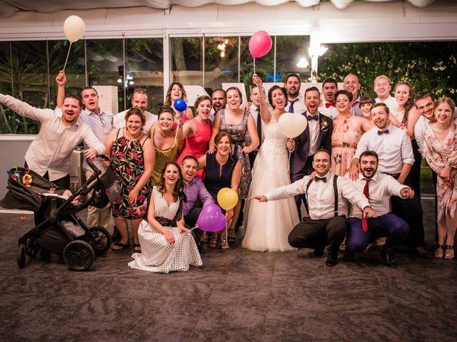 La boda de Saul y Alba en Aspe, Alicante 207
