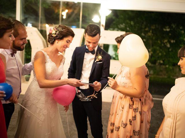 La boda de Saul y Alba en Aspe, Alicante 208