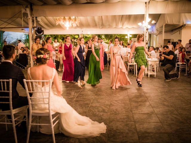 La boda de Saul y Alba en Aspe, Alicante 210