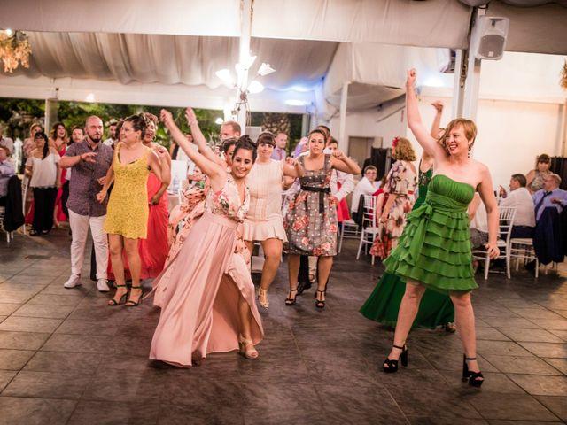 La boda de Saul y Alba en Aspe, Alicante 211
