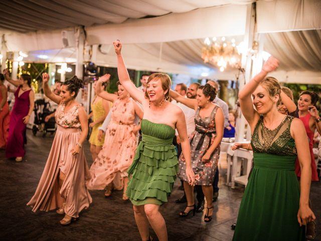 La boda de Saul y Alba en Aspe, Alicante 212