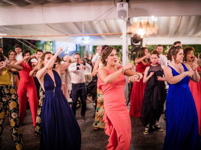 La boda de Saul y Alba en Aspe, Alicante 215