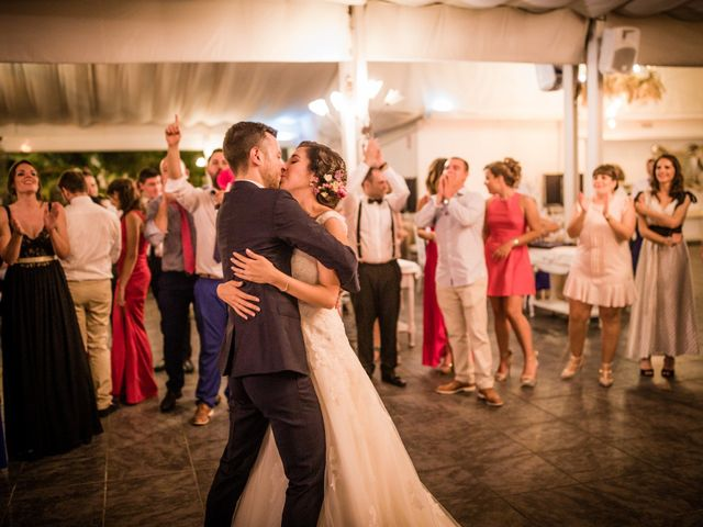 La boda de Saul y Alba en Aspe, Alicante 219