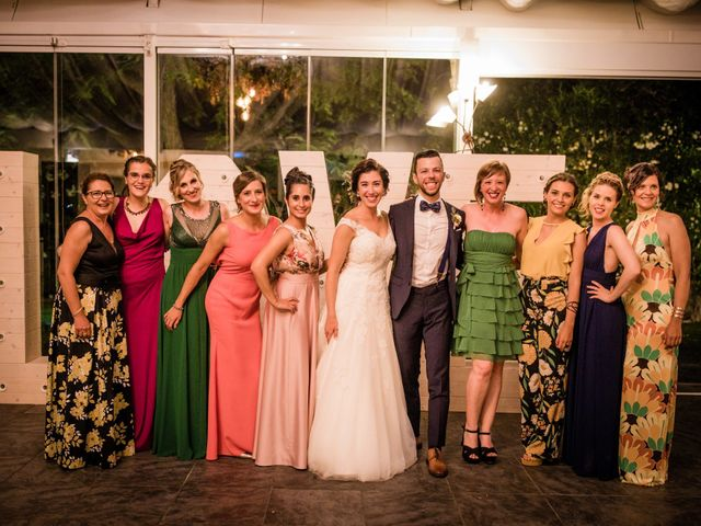 La boda de Saul y Alba en Aspe, Alicante 220