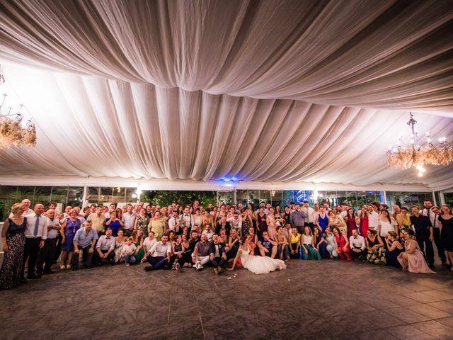 La boda de Saul y Alba en Aspe, Alicante 222