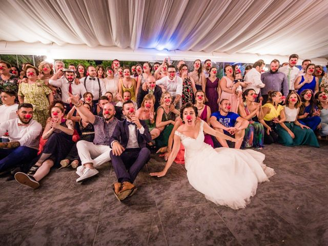 La boda de Saul y Alba en Aspe, Alicante 223
