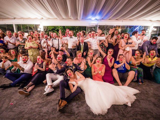 La boda de Saul y Alba en Aspe, Alicante 224