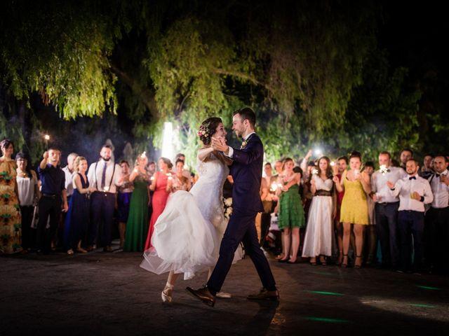 La boda de Saul y Alba en Aspe, Alicante 227